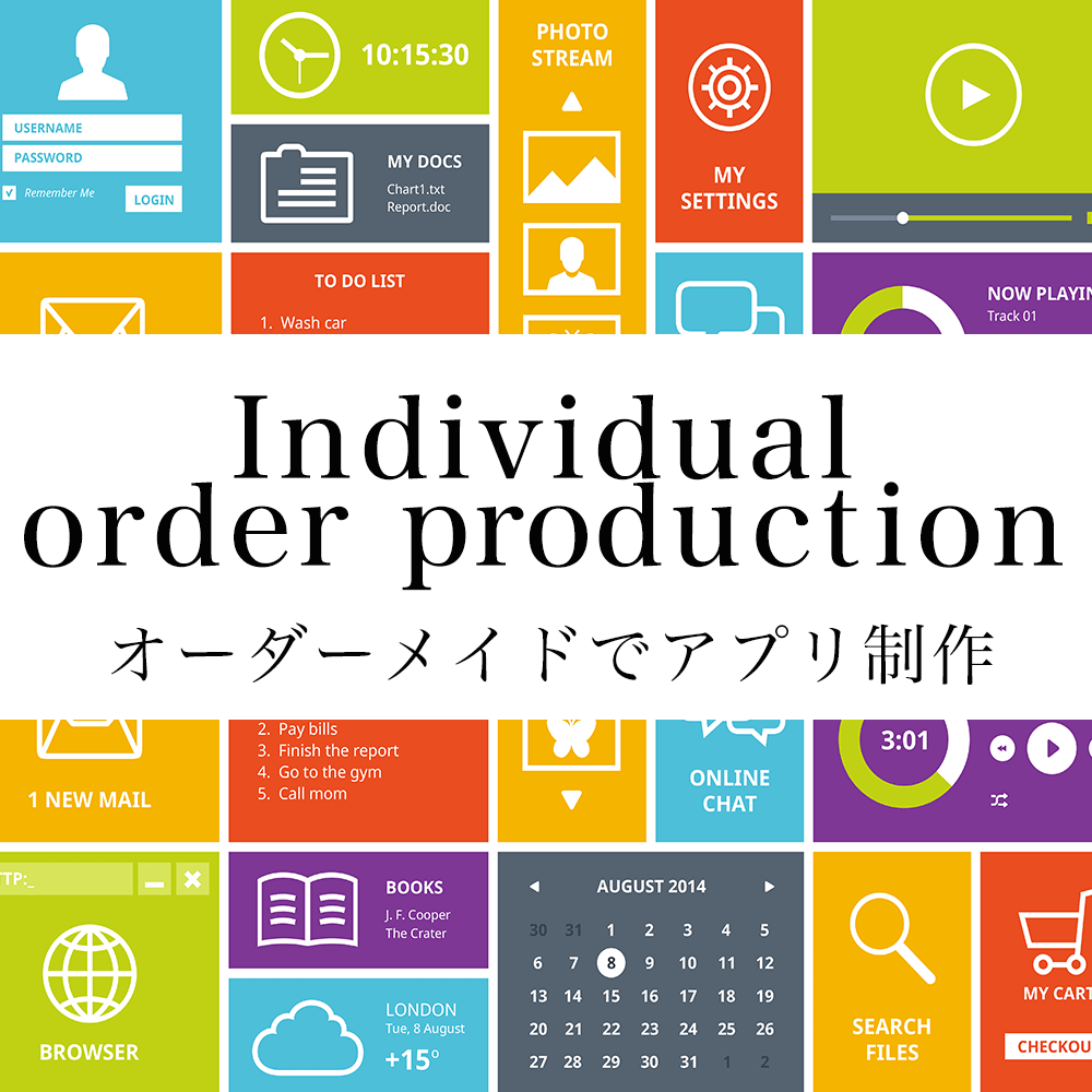 individual order production